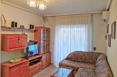Апартаменты с 1 спальней и солярием